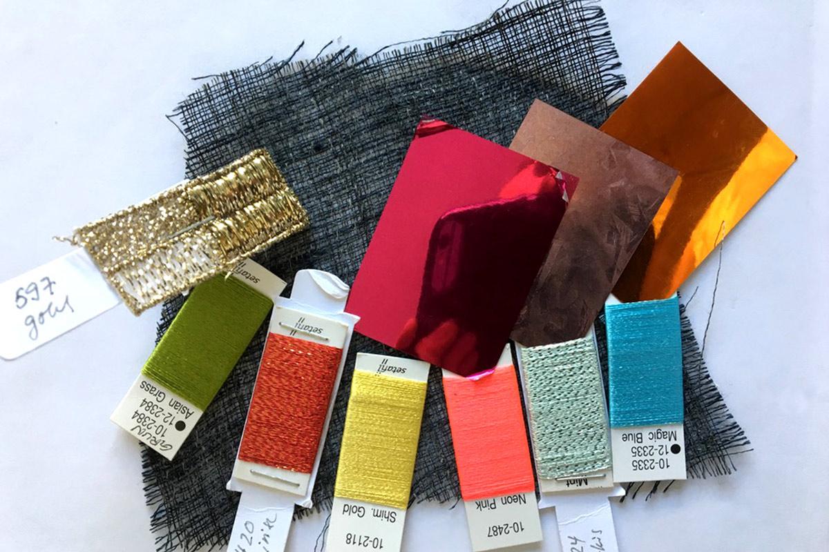 bernhard duss-jakob schlaepfer-colours-textiledesign-fabrics-designer-custom made fabrics-embroidery